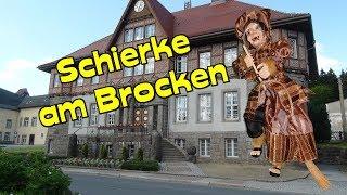 Schierke/Harz am magischen Brocken-Sehenswürdigkeiten im Harz  * Sachsen-Anhalt