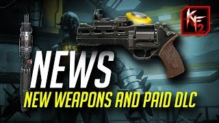 Killing Floor 2 News - 2 NEW WEAPONS AND PAID DLC EXPLAINATION (KF2 Gameplay)