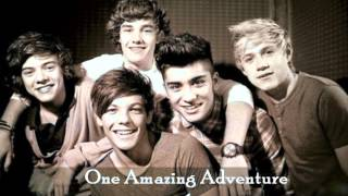 One Amazing Adventure 1