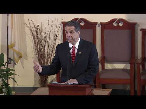 Governor Cuomo Delivers Remarks at God's Battalion of Prayer Church