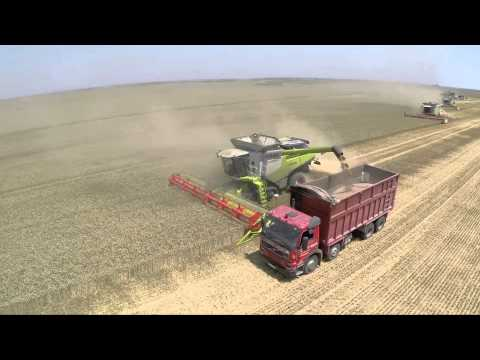 BREVIS LTD Bulgaria Agriculture company video 2015