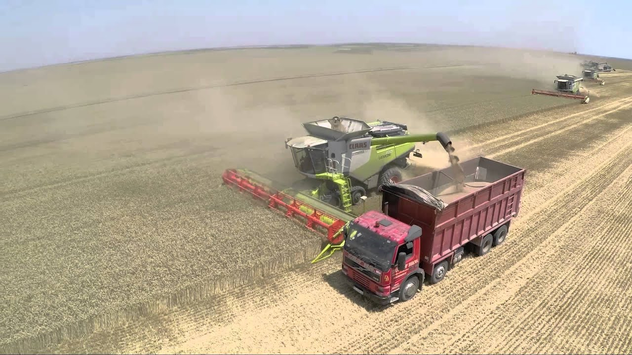 BREVIS LTD Bulgaria Agriculture company video 2015