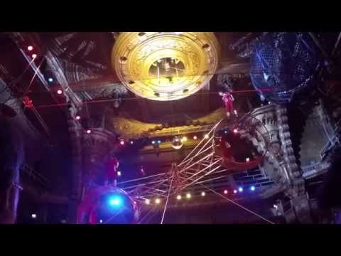 The Blackpool Tower Circus Highlights