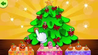 Funny Food! (Christmas) - туториал