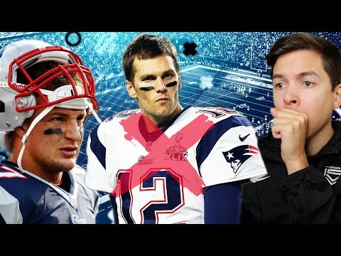Life WITHOUT Brady.. NEW ENGLAND PATRIOTS REBUILD!  MADDEN 19