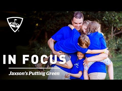 Make-A-Wish: Jaxson's Putting Green | In Focus | Topgolf