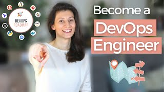 DevOps Roadmap 2021 - H๐w to become a DevOps Engineer?