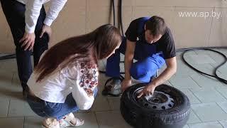 видео Как ухаживать за зимними шинами