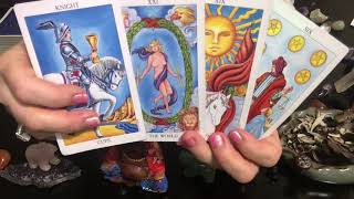 DECEMBER TAROT PICK A CARD