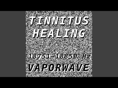 Tinnitus Healing for Damage at 18768 Hertz