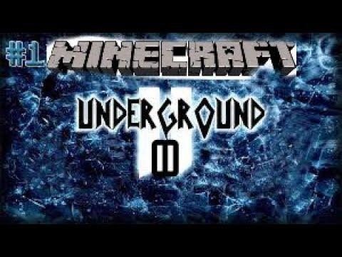 Main Underground 2 Minecraft Yuk | MINECRAFT Indonesia #1