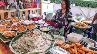 The Khai Jiao Bangkok Omelette and More Colourful Street Food from Thailand