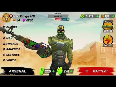 Guns of Boom : Liquidator Review and Gameplay. Update 2.2.1?!?!?!