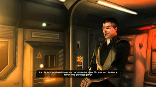 Deus Ex Human Revolution Stealth Ghost nonlethal gameplay part 2 HD  A complete playthrough of Deus Ex 3 Human Revolution for the PC on Windows 7