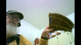 Peruvian Pipes (Pan Flute) by paulhallart, part 02. 3-D capable.