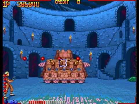 Arcade Longplay [309] Pirates