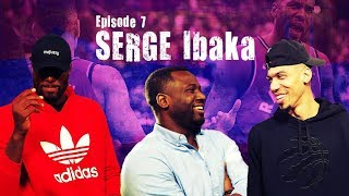 Serge Ibaka sits down with Danny Green on Inside the Green Room podcast