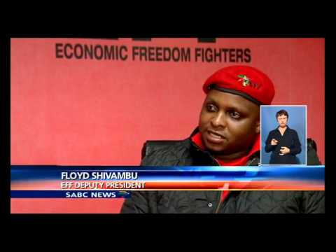 EFF slammed Mpofu for decision to defend Gareth Cliff