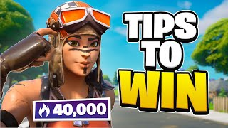 How To WIN ËVERY ARENA GAME IN SEASON 7! (Fortnite Arena Tips!) (45,000 Points!)