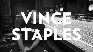 """Vince Staples' Take's On """"Rap Reality"""" vs. """"Rap Fiction"""""""