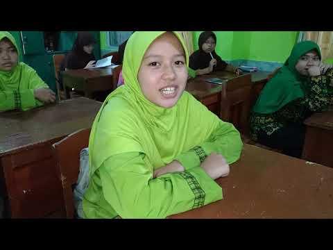 MTsN 1 Bandar Lampung; 7F 201901
