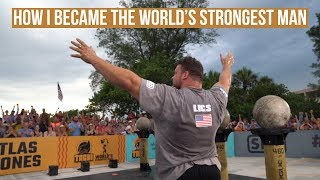 World's Strongman Finals: Martins vs Hafthor and Brian Shaw
