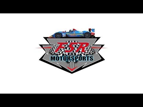 FSR Motorsports #43 at Talladega