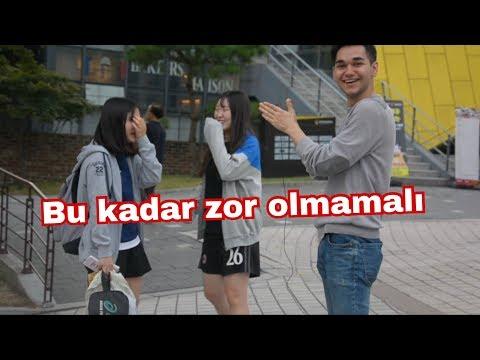 Koreans are saying Turkish names!