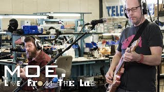 "moe. - ""Prestige Worldwide"" (TELEFUNKEN Live From the Lab)"
