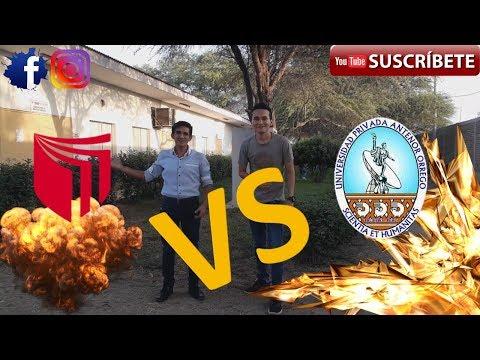 UPAO Vs UCV | Conocimiento AMBIENTAL 🌳 | Versus De Universidades 😎