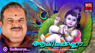 കോടിസൂര്യ | Hindu Devotional Songs Malayalam | Krishna Songs | Jayachandran Devotional Songs