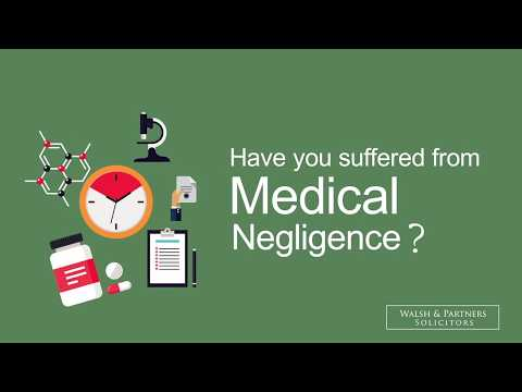 Medical Negligence - Walsh & Partners Solicitors