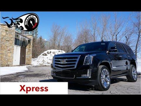 Xpress - Cadillac Escalade 2018