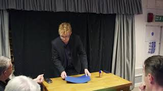 Magic Dave - Close Up Competition Act