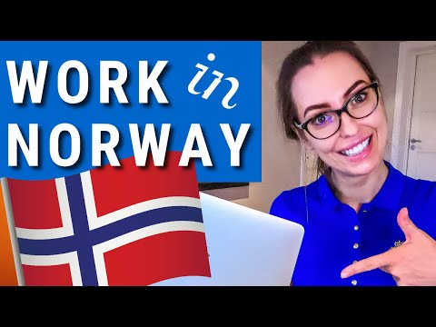 WANT TO WORK AND LIVE IN NORWAY 🇳🇴 5 IMPORTANT THINGS YOU MUST KNOW ABOUT NORWEGIAN OFFICE