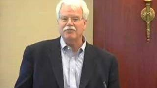 Cooney Center Symposium: Rep. George Miller (1 of 2)