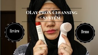 Olay PRO X Advanced Cleansing System: Review+Demo