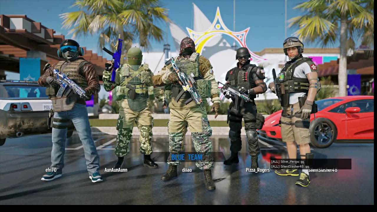 Mute El documental DiscoveryR6 (Rainbow Six Siege) #1