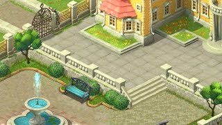 GARDENSCAPES NEW ACRES Android/ iOS Gameplay | First Steps the Beginning screenshot 4