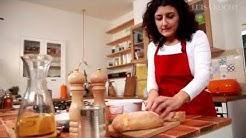 Polpette Con Pinol - Frikadellen auf italienisch