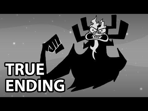 SAMURAI JACKS TRUE ENDING  AKUS WAY Animatic