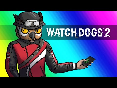Thumbnail: Watch Dogs 2 Funny Moments - Career Hopping w/ Terroriser