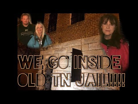 The Greene County Gaol - Amazing Disembodied Voices and EVP's