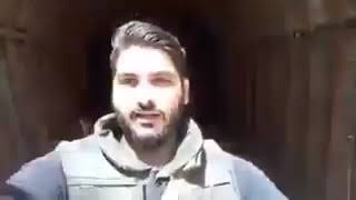 МОЛНИЯ /Дума Восточная Гута /Сирийские военные обнаружили под заданием больницы огромный бункер боев