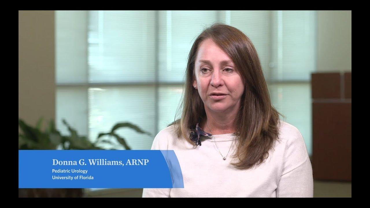 Donna Williams ARNP - Pediatric Urology | Ascension