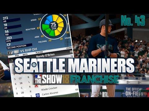 MLB The Show 18 Franchise - Draft Picks Selected! EP 43
