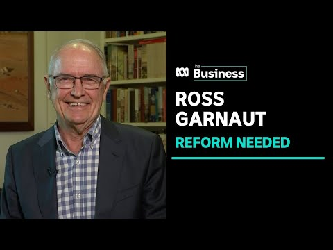 Australia's economic recovery hinges on getting full unemployment according to Ross Garnaut