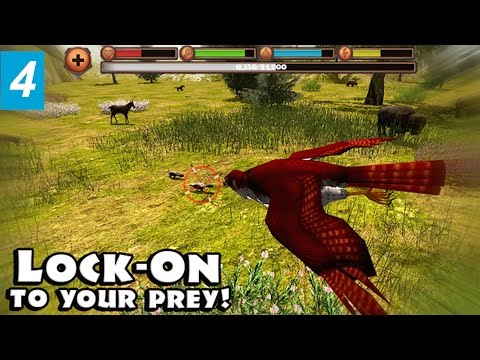 Falcon Simulator - By Gluten Free Games - Part 4 -  Compatible with iPhone, iPad, and Android