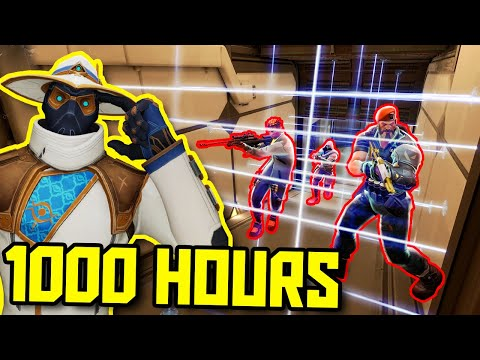 What 1000 Hours Of CYPHER Looks Like