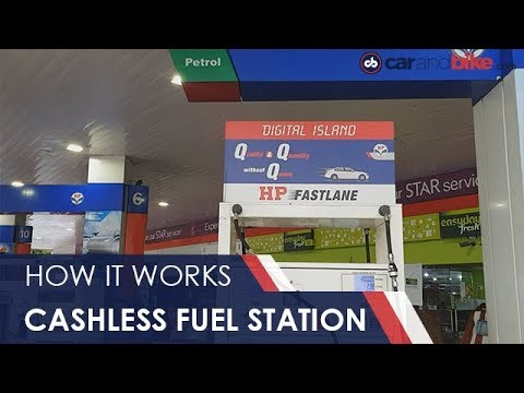 HP Fastlane: India's First RFID Based Fuel Payment Solution | NDTV carandbike